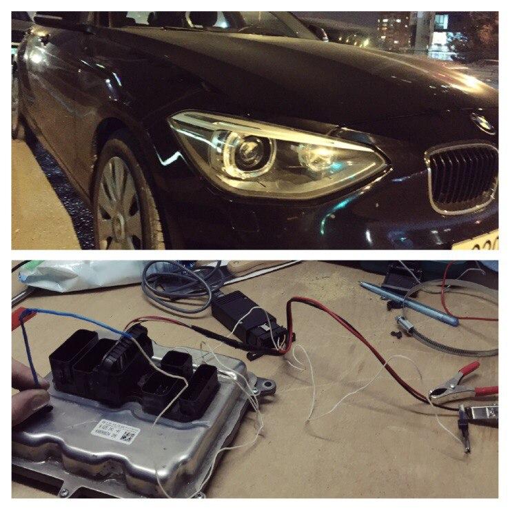 Чип-тюнинг BMW (БМВ), прошивка, кодирование f20, f10, f30, Ф15, Ф25 и др.