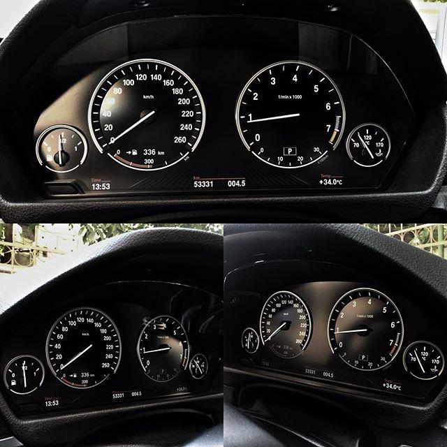 Расширенная приборная панель Black Line Panel BMW (бмв) - Ростов на Дону, Краснодар